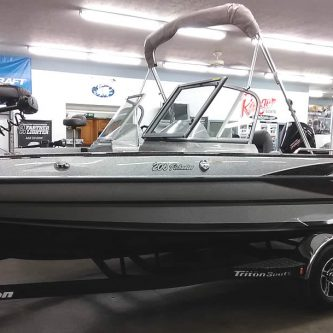2021 Triton 206 Fishunter WT - Mercury 300 Pro XS