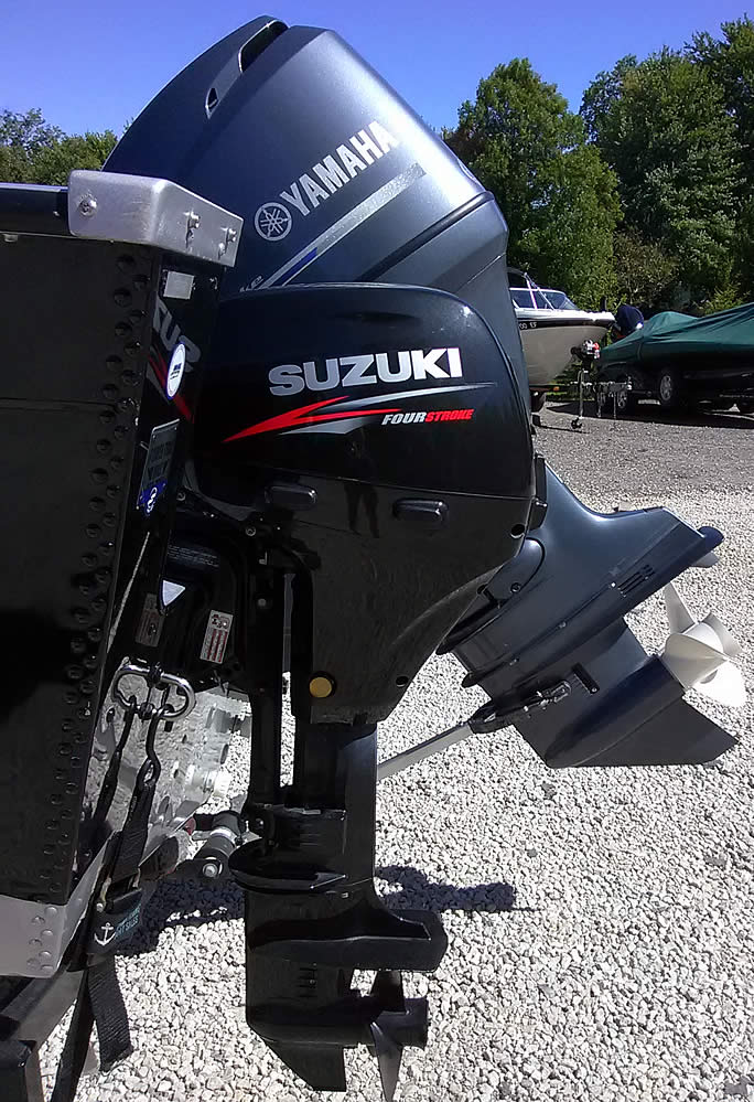 2013 Starcraft 186 Super Fisherman - Yamaha 115 Four Stroke