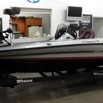 2020 Triton 21 TrX Patriot - Mercury 250 XS Four Stroke
