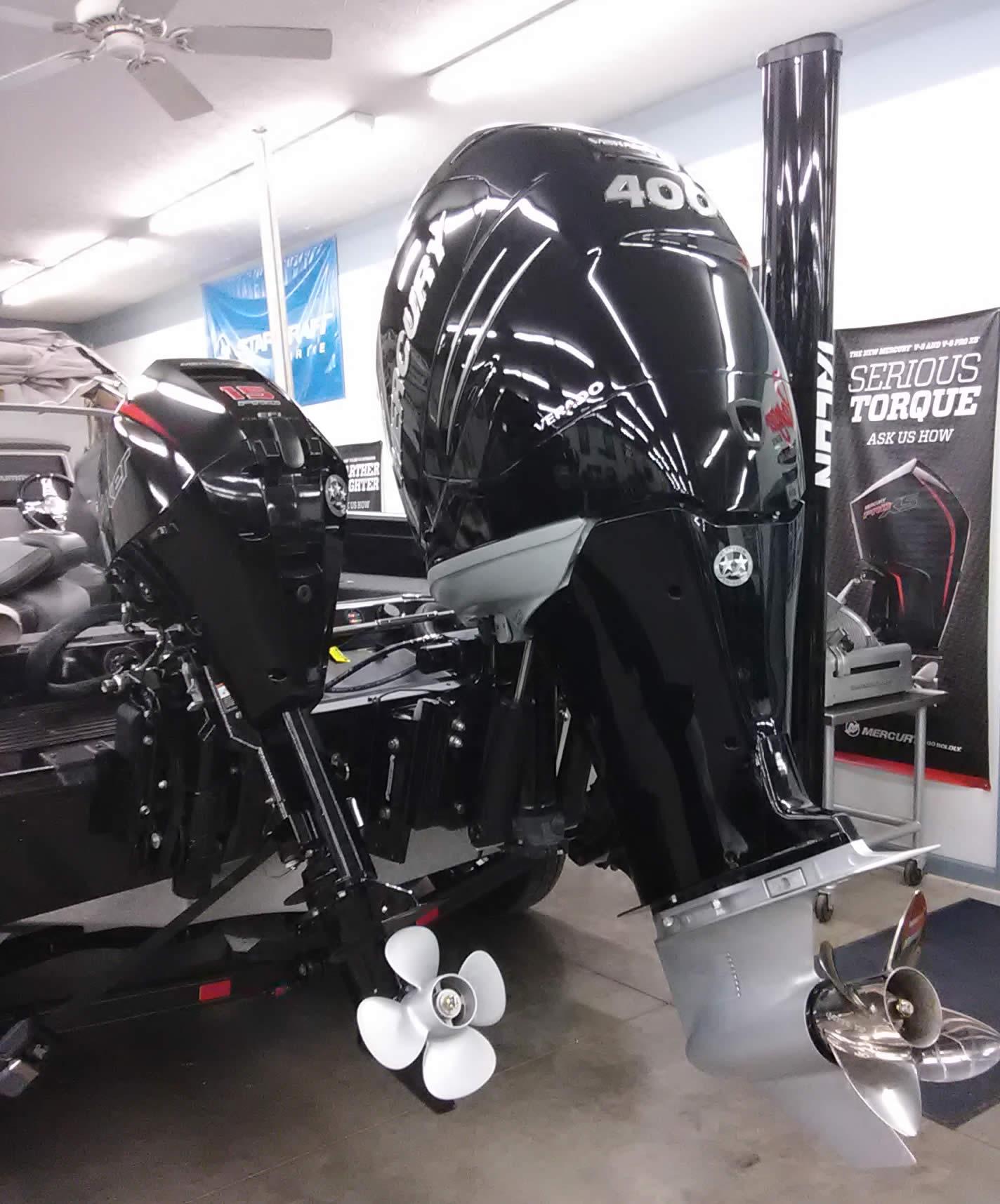 2021 Ranger 621FS Pro - Mercury 400 Verado