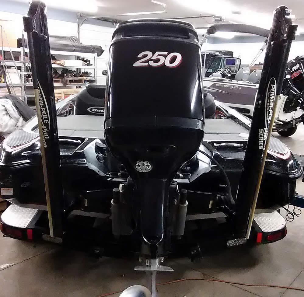 2010 Triton 20XS Elite SC - Mercury 250 Pro XS