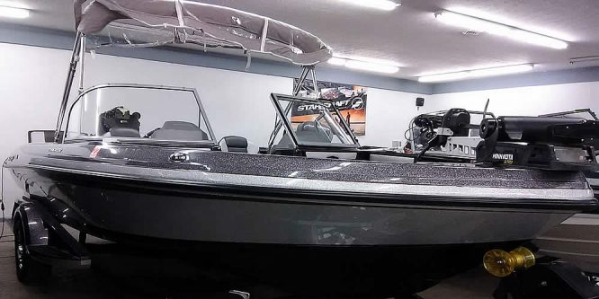 2020 Ranger 1880MS Angler - Mercury 200 XS 4S - 15 ProKicker