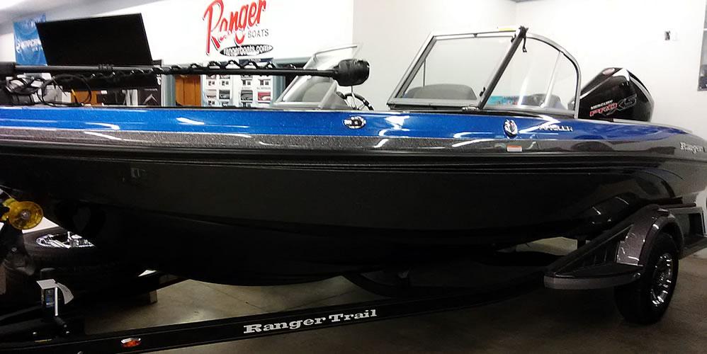 2021 Ranger 1880MS Angler