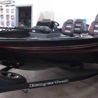 2021 Ranger VS1682 SC - Mercury 115 XS Four Stroke