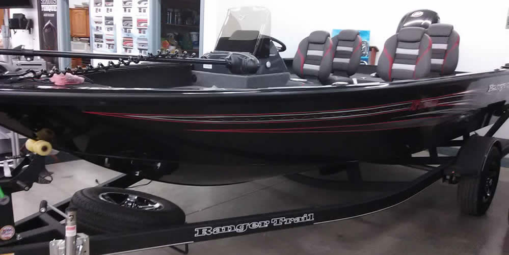 2021 Ranger VS1682 SC - Mercury 115 XS Four Stroke