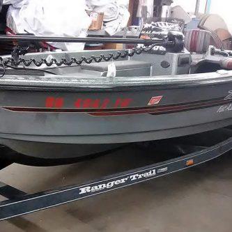 1994 Ranger 681 SC - 2003 Mercury Tracker 90