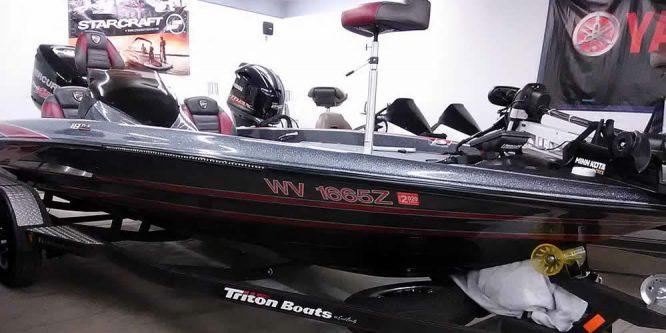 2015 Triton 18-TrX SC - Mercury 200 Pro XS