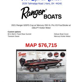 2021 Ranger Cup 620FS - RGR31813I0211