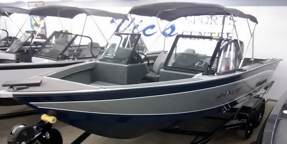 2021 Starcraft 196 FishMaster WT - Mercury 150 Four Stroke