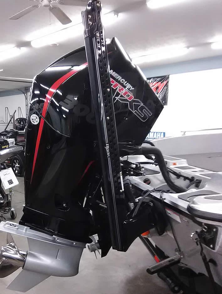 2021 Triton 206 Fishunter WT - Mercury 300 XS Four Stroke