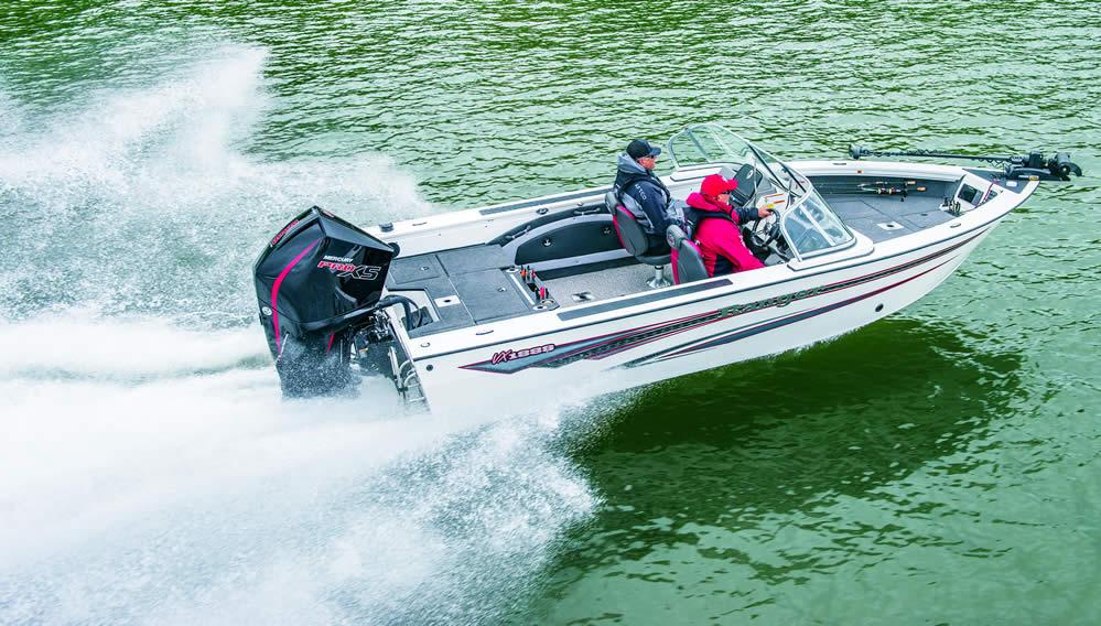 2021 Ranger VX1888 Aluminum