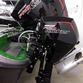 2021 Ranger 620FS WT - Mercury 250 - 15 Kicker