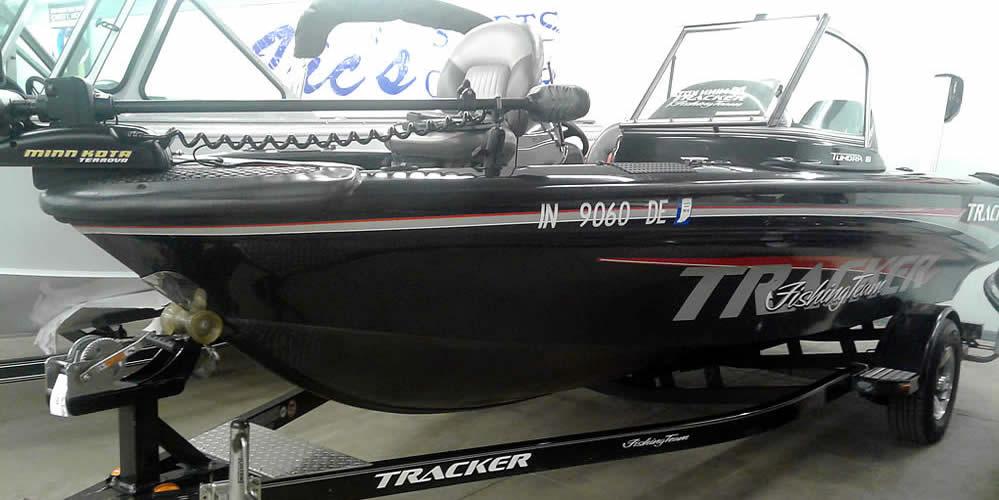2008 Tracker Tundra WT - Mercury 150 EFI