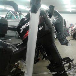 2008 Tracker Tundra 18 WT - Mercury 150 EFI