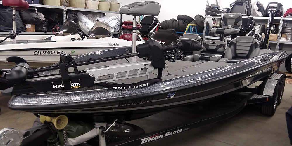 2012 Triton 19XS SC - Mercury 200 Pro XS - 2PP