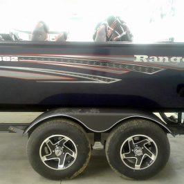 2021 Ranger VS1882 SC - Mercury 150 Four Stroke - Blue
