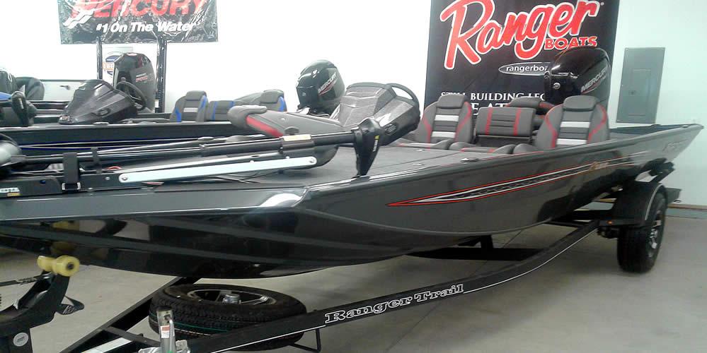 2021 Ranger RT188 SC - Mercury 115 Four Stroke - Carbon Red