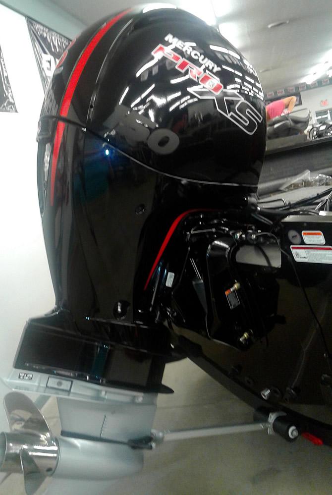 2021 Ranger VS1882 WT - Mercury 150 XS Four Stroke - Black