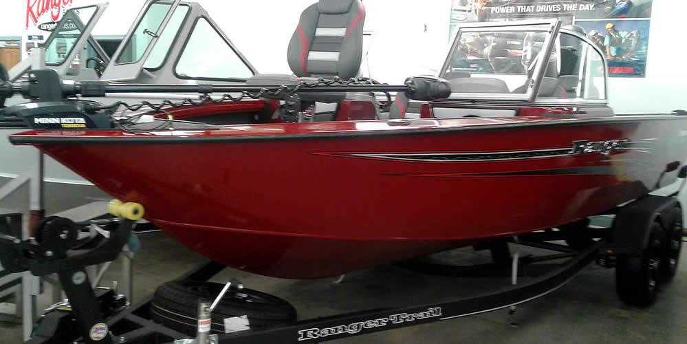 2021 Ranger VX1788 WT – Mercury 175 XS Four Stroke – Red