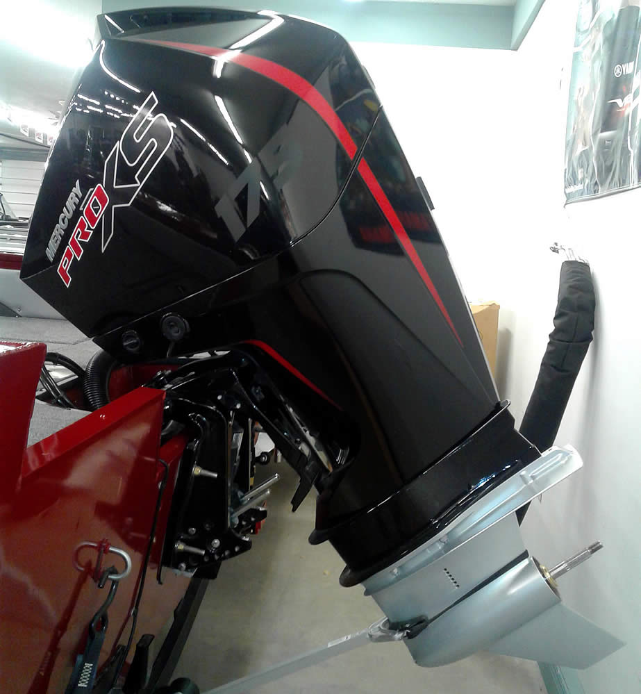 2021 Ranger VX1788 WT - Mercury 175 XS Four Stroke - Red