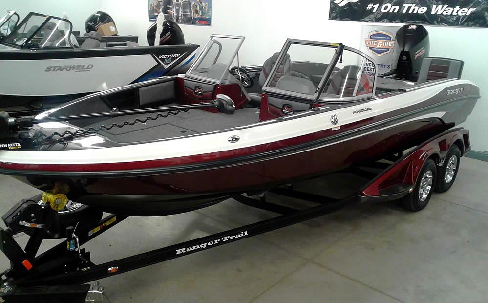 2021 Ranger 2080MS Angler - Mercury 250 XS Four Stroke