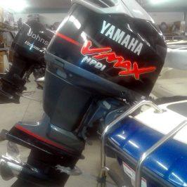 2010 Skeeter SL190 - Yamaha 175 VMAX HPDI