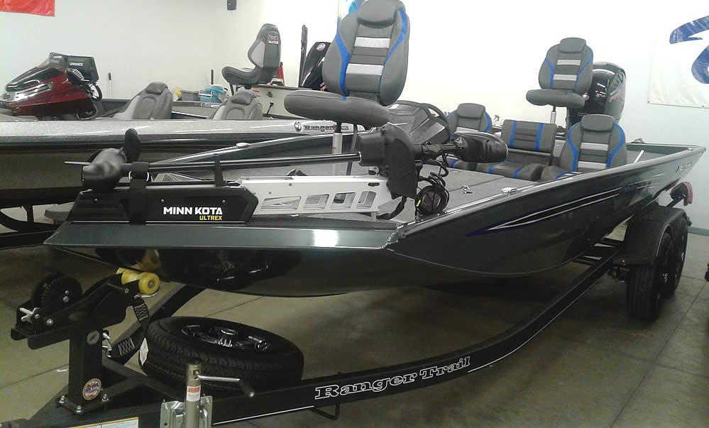 2021 Ranger RT198P SC - Mercury 150 XS 4S - Blue