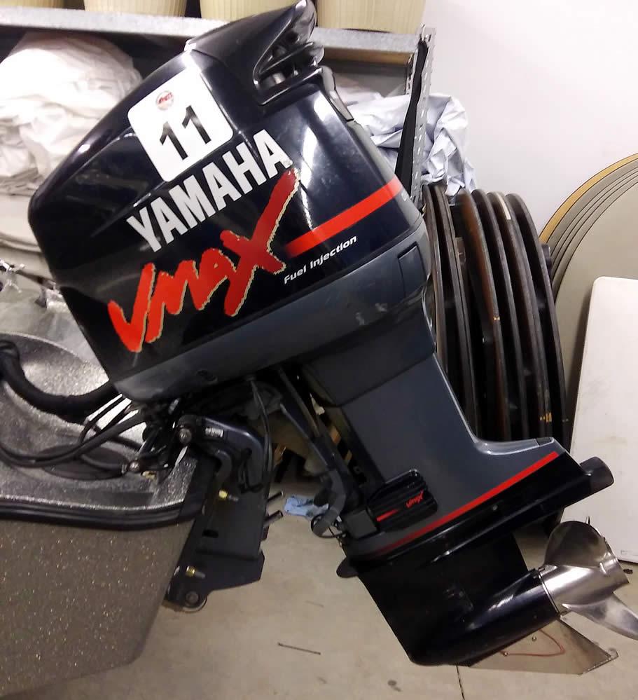 1997 Ranger 482VS DC - Yamaha 150 VMAX