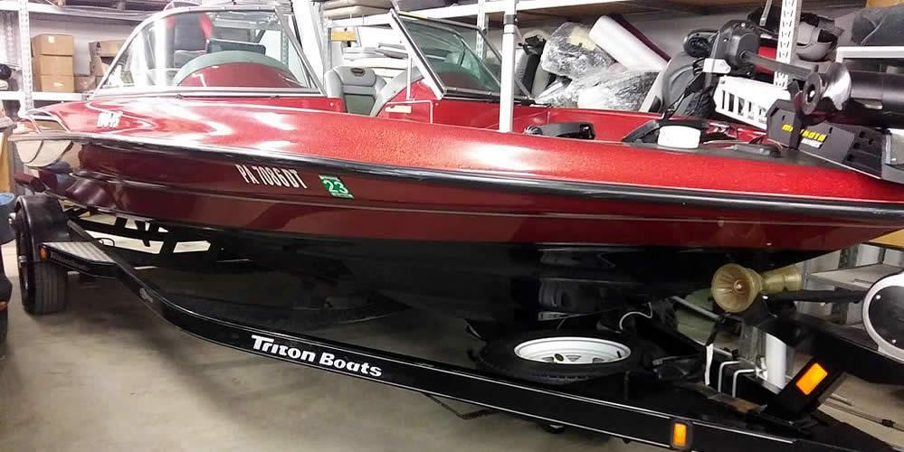 Read more about the article 2007 Triton 190 FS – Mercury 150 Optimax