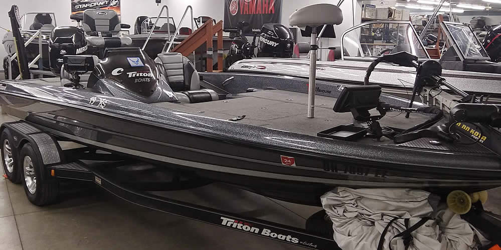 2012 Triton 19XS SC - Mercury 200 Optimax Pro XS