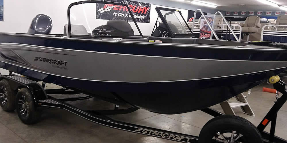 Read more about the article 2022 Starcraft 196 Fish Master – Yamaha 150 Four Stroke