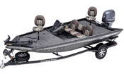 Ranger Aluminum Fishing Boats