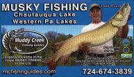 Todd Young - Musky Fishing Charters
